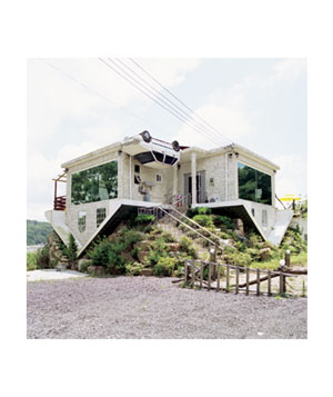 What's the Deal With This Upside-Down House?