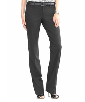 Banana Republic stretch-wool pants