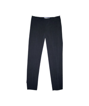 MaxMara cotton-and-spandex pants