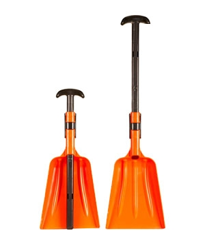 Bare Ground's high-density polyplastic shovel
