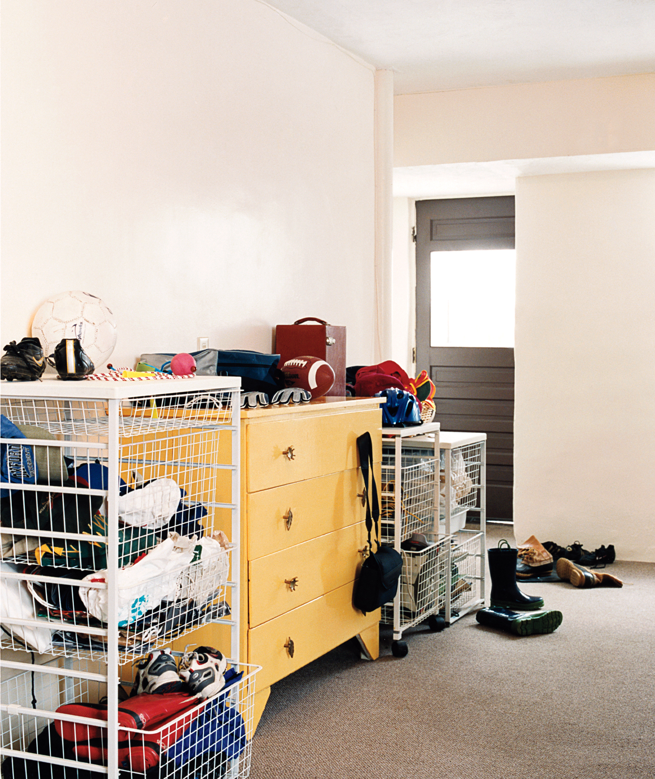 Messy Basement: 16 Before-and-After Room Makeovers