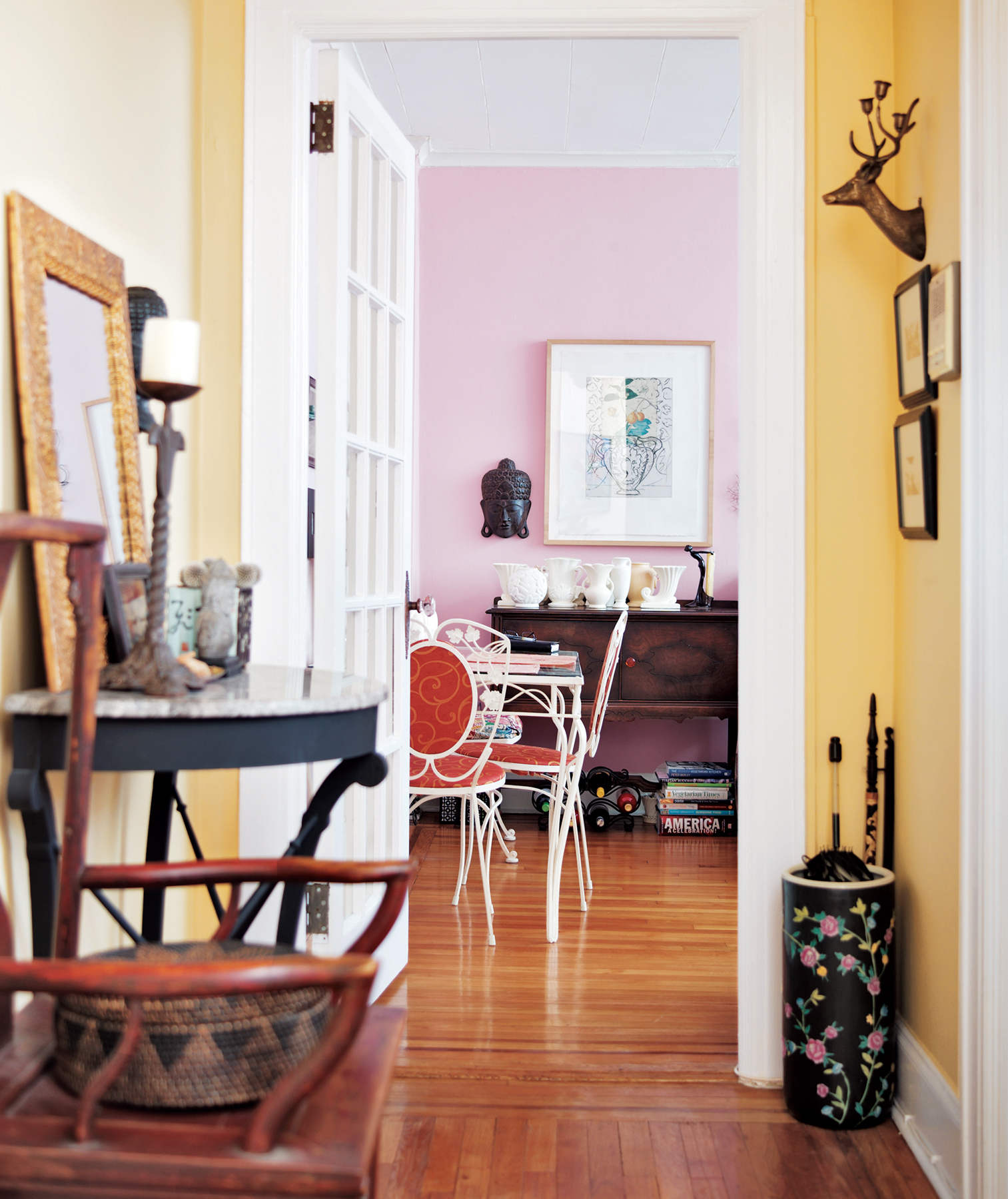 16 Before-and-After Room Makeovers | Real Simple