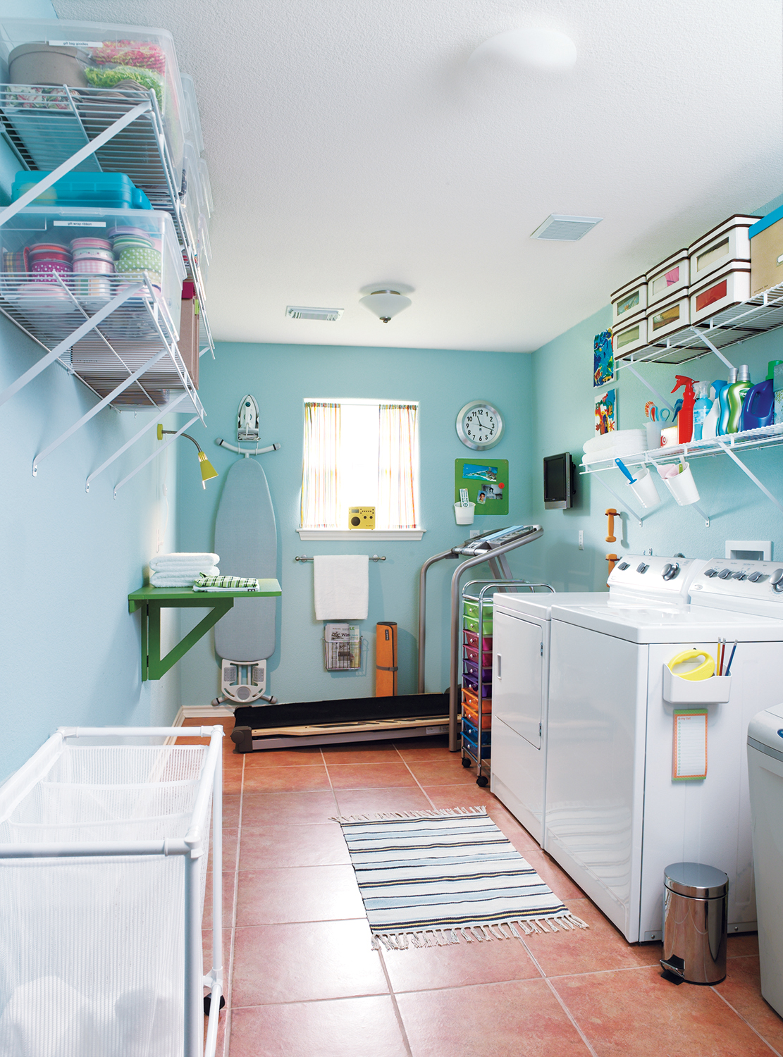Room Makeovers 16 before-and-after room makeovers | real simple
