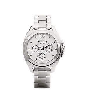 Boyfriend Bracelet Watch by Coach