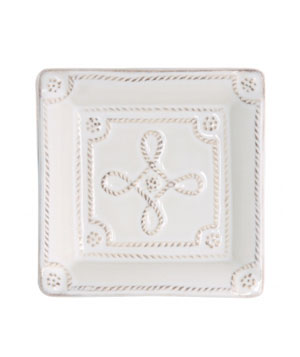 Square ceramic tray