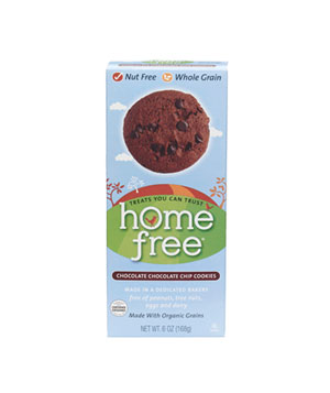 Home Free Chocolate Chocolate Chip Cookie