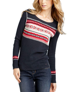 Fair Isle Sweater by Tommy Hilfiger