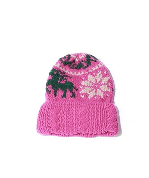 Cooperative Fair Isle Beanie