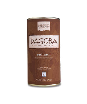 Dagoba Authentic Organic Drinking Chocolate