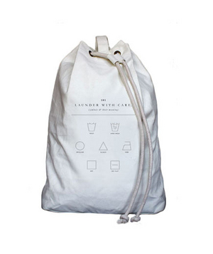 Launder With Care Laundry Bag