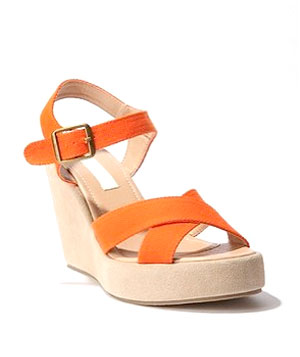 Canvas Strap Wedges by Cooperative
