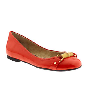 Messenger Flats by AK Anne Klein