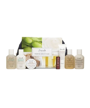 Fresh Travel Essentials Set