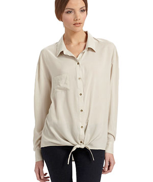 Luxe Button-Down Shirt by Patterson J. Kincaid
