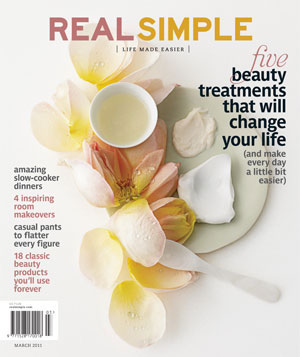 Real Simple cover 0311