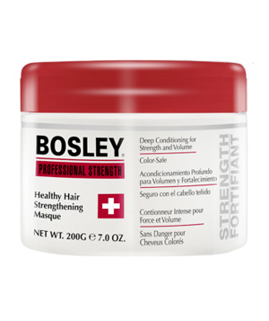 Bosley Healthy Hair Strengthening Masque