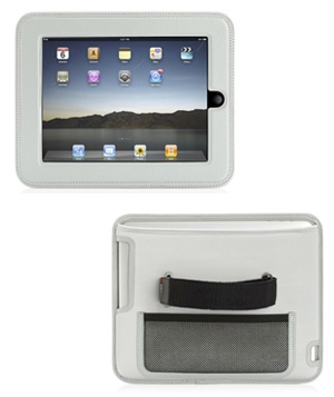 Seat-Back iPad Case