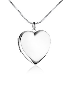 Sweetheart Locket by Blue Nile