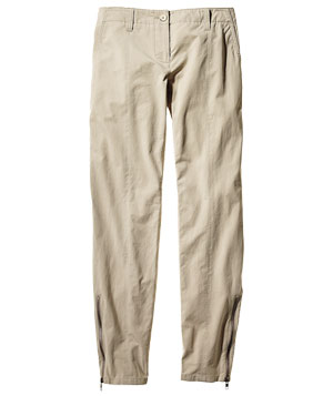 Theory Stretch-Cotton Pants