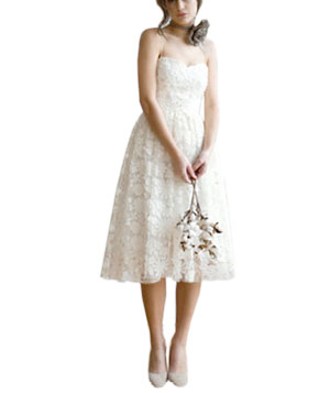 Lace Beatrix Dress by Elizabeth Dye