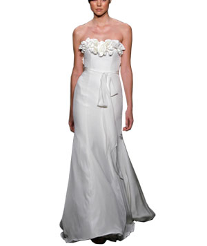 Wedding Dresses for a Range of Budgets