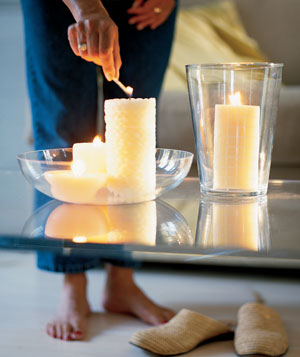 Cluster Candles