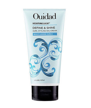 Ouidad Moisture Lock Curl Styling Gel-Cream