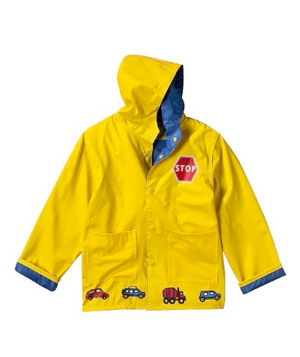 Transportation Rain Jacket