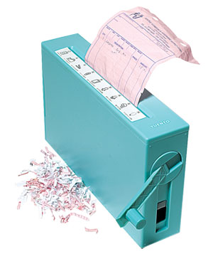 Desktop Shredder