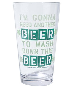 Need Another Beer Glass