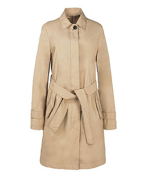 Uniqlo Single Trench Coat
