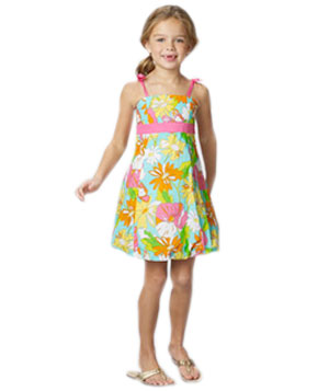 Lilly Pulitzer Carolina Bubbles dress