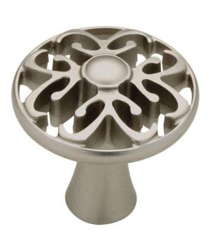 Liberty Satin Nickel Panache Knob