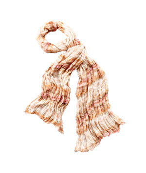 Yarn Dye Multi Plaid Scarf by Loft