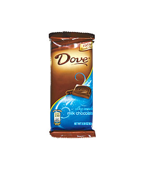 Dove Silky Smooth Milk Chocolate