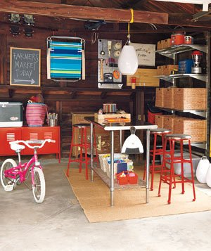 The Crafty Garage