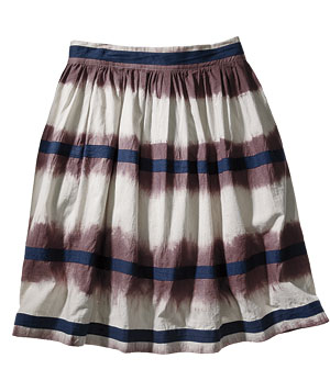 For a Petite Figure: Edme & Esyllte Skirt
