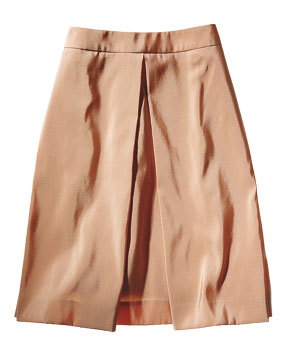 For Thick Calves: Harvey Faircloth Skirt