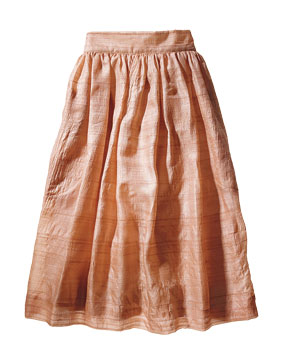 For a Tummy: Heidi Merrick Skirt
