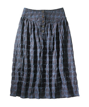 For Full Hips and Thighs: Karen Walker Skirt