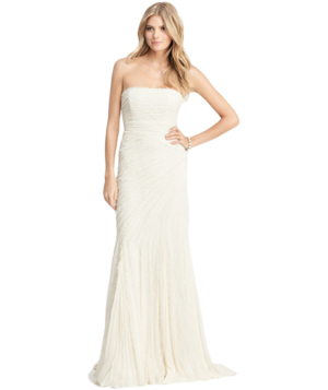 Ann Taylor Jasmine Lace Gown
