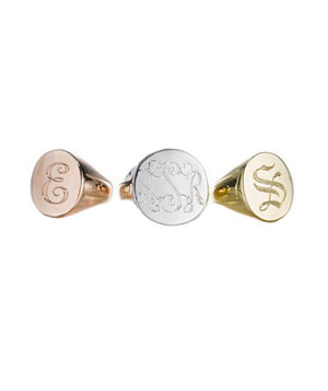 Signet Ring by Sarah Chloe