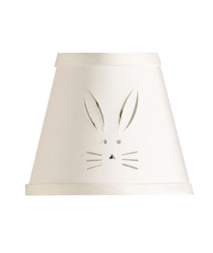 Bunny Chandelier Shade