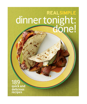 Dinner Tonight cover image of vegetable fajitas