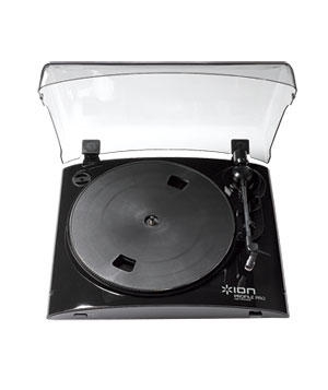 Ion Audio Profile Pro Turntable
