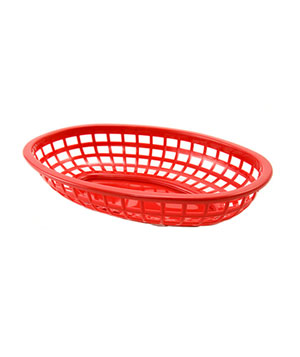Plastic Deli Serving Basket