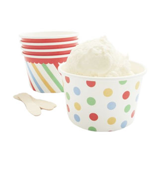 Meri Meri Ice Cream Cups
