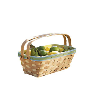 Longaberger Earth & Sky Medium Chore Basket