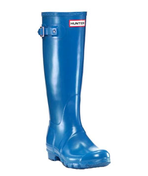 Hunter Original Glossy Rain Boots