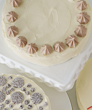 6 Easy CakeDecorating Ideas Real Simple